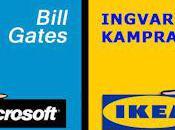 Comparing Lives Bill Gates Ingvar Kamprad