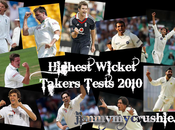 Year Specials: Highest Wicket Takers 2010