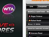 Follow Action With ATP/WTA Live