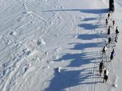 2011 Iditarod: John Baker Only Musher Elim