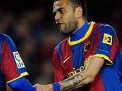 Importance Dani Alves Barcelona's System