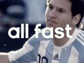 Lionel Messi Adidas Adizero Prime Commercial