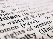 Definition(s) Feminism