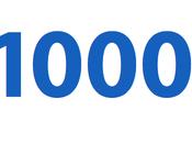 Green Revolution Hits 1,000 Posts!