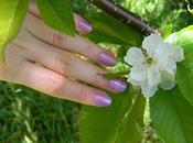 Spring Nail Polish; Lilac,Pastel Shade Chanel Lilac