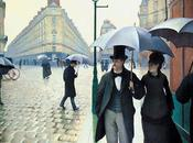 Under Caillebotte's Umbrella