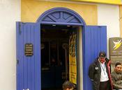 Town Blue Doors/Essouira/Maroc