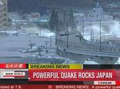 Japan Tsunami Disaster Wave Destruction Triggered Uranus
