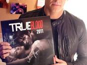 Charity Auction True Blood Calendar Signed Stephen Moyer Anna Paquin