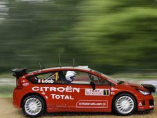Citroen Rally Action