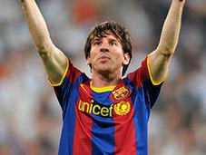 Messi Double Brings Barcelona Closer Wembley Final