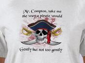 Compton Take Pirate Would….