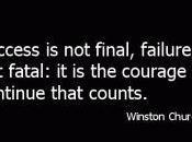 Success Suffering Sacrifice