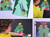 Felt Christmas Tree Craft Tutorial
