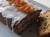 Iced Apricot Fruit Loaf
