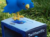 Iconfactory Gear T-Shirts Collectibles Twitterific Twitter Bird @Iconfactory Collectors Item
