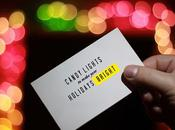 DIY: Holiday Lights
