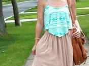 Outfit: Crop Tops Maxi Skirts, Match Made Heaven