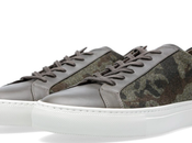 Laced-Up Trifecta: Common Projects Achilles Camo Sneaker