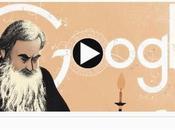 Special Google Doodle Tolstoy's Birthday...