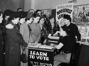 Jews Suffrage, Part American Jewish Organizations Vote