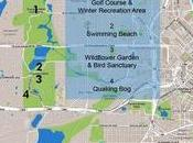 Theodore Wirth Park... Minneapolis Park That's About Same Size NYC's Central