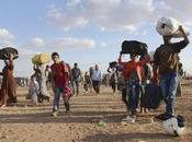 ISIS Advancing, Refugees Increasing World Awaits Leader