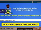 Couponzguru.Com Coupon Deals Website Must Check