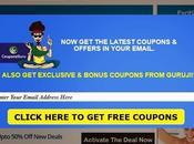 Couponzguru.Com Coupon Deals Website Must Check