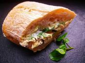 Roast Chicken, Watercress Sandwich