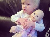 Baby Annabell Learns Walk Doll
