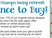 Great Prices LOTV Retiring Stamps!