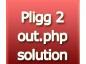 Pligg Out.php Working When Logged