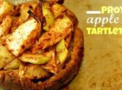 Protein Apple Tartlet {gluten-free}