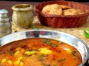 Aloo Tamatar Subzi Potato Tomato Curry