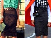 Outfit Ideas: Look Black Midi Skirt, Through Seasons