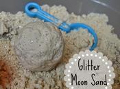 Glitter Moon Sand