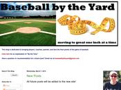 Baseball Yard Bats 1.000!