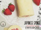 Japanese Sponge Strawberry Swissroll