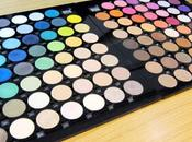 Event: Launch Make Ever Artist Shadow Eyeshadows Swatches