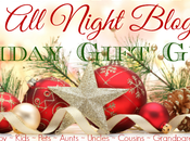 Blogger Night Blogging Holiday Gift Guide 2014