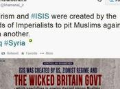 Ayatollah Khamenei Tweets That ISIS Created Wicked Zionist, British Governments Discord Between Muslims