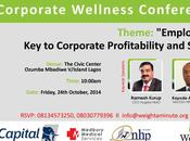 Corporate Wellness Conference 2014