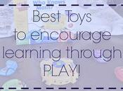 Best Toys Encourage Learning Through Play