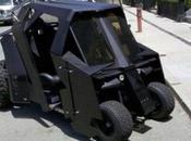 Batman Themed Vehicles