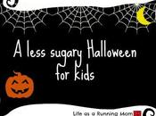 Less Sugary Halloween Kids