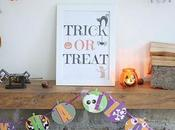 FREE Halloween Trick Treat Printable