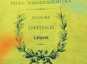 French School Days Notebook Found