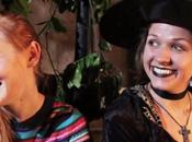 Deborah Woll Cute Halloween Video