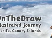 #OnTheDraw: Illustrated Journey Tenerife